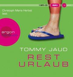 Resturlaub, 1 MP3-CD - Jaud, Tommy