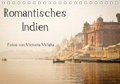 Romantisches Indien (Tischkalender 2021 DIN A5 quer)