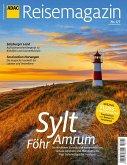 ADAC Reisemagazin Schwerpunkt Sylt, Amrum, Föhr