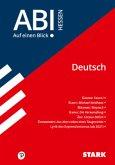 STARK Abi - auf einen Blick! Deutsch Hessen 2020/2021