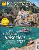 ADAC Reisemagazin Schwerpunkt Die schönsten Reiseziele 2021