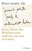 'Jemand musste Josef K. verleumdet haben …' (eBook, PDF)