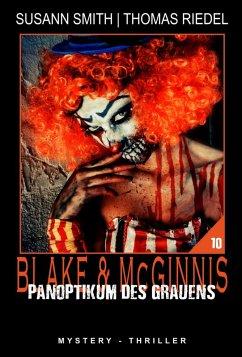 Panoptikum des Grauens (eBook, ePUB) - Riedel, Thomas; Smith, Susann