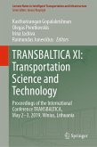 TRANSBALTICA XI: Transportation Science and Technology (eBook, PDF)