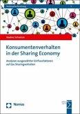 Konsumentenverhalten in der Sharing Economy