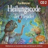 Heilungscode der Plejader, Audio-CD