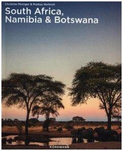 South Africa, Namibia & Botswana - Metzger, Christine; Hertrich, Markus