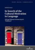 In Search of the Cultural Motivation in Language