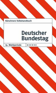 Kürschners Volkshandbuch Deutscher Bundestag (eBook, PDF)