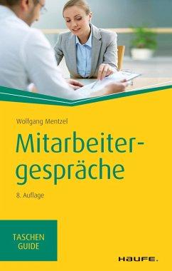 Mitarbeitergespräche (eBook, PDF) - Mentzel, Wolfgang