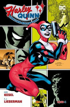 Harley Quinn Knaller-Kollektion 4 (von 4) (eBook, ePUB) - Liebermann, A. J.