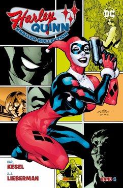 Harley Quinn Knaller-Kollektion 4 (von 4) (eBook, PDF) - Liebermann, A. J.