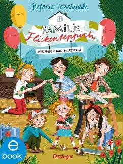 Wir haben was zu feiern / Familie Flickenteppich Bd.2 (eBook, ePUB) - Taschinski, Stefanie