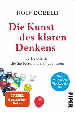 Die Kunst des klaren Denkens (eBook, ePUB) - Dobelli, Rolf