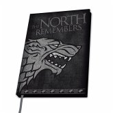 ABYstyle - Game of Thrones - Stark A5 Notizbuch