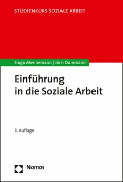 Einführung in die Soziale Arbeit - Mennemann, Hugo; Dummann, Jörn