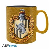ABYstyle - Harry Potter - Hufflepuff 460 ml Tasse