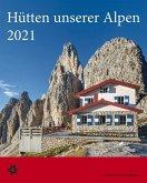 Hütten unserer Alpen 2021