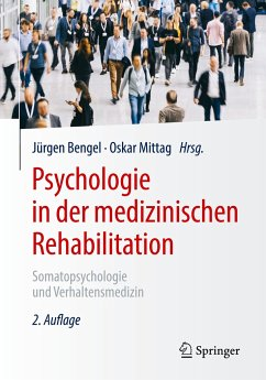 Psychologie in der medizinischen Rehabilitation