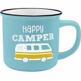 "Becher ""Happy Camper"""