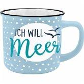 """Becher """"Ich will Meer"""""""