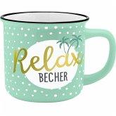 """Becher """"Relax"""""""