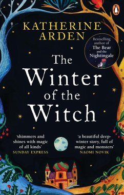 The Winter of the Witch (eBook, ePUB) - Arden, Katherine
