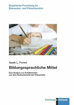 Bildungssprachliche Mittel (eBook, PDF) - Fornol, Sarah L.