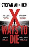 X Ways to Die (eBook, ePUB)