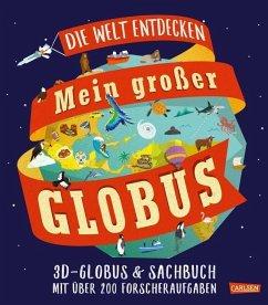 Mein großer Globus (Mängelexemplar) - Gray, Leon
