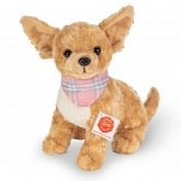 Teddy Hermann 91948 - Chihuahua, Hunde, Plüschtier, Stofftier, 27 cm