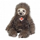 Teddy Hermann 92333 - Faultier grau meliert, Wildtier, Plüschtier, Stofftier, 46 cm
