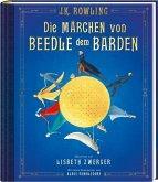Die Märchen von Beedle dem Barden (farbig illustrierte Schmuckausgabe) (Mängelexemplar)