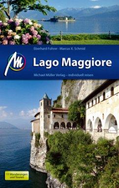 Lago Maggiore Reiseführer Michael Müller Verlag (Mängelexemplar) - Fohrer, Eberhard;Schmid, Marcus X.