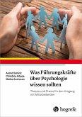 Was Führungskräfte über Psychologie wissen sollten (eBook, PDF)