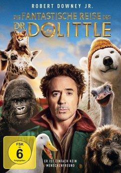 Die fantastische Reise des Dr. Dolittle - Robert Downey Jr.,Antonio Banderas,Michael...