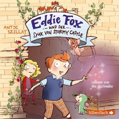 Eddie Fox und der Spuk von Stormy Castle / Eddie Fox Bd.1 (MP3-Download) - Szillat, Antje