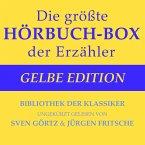 Die größte Hörbuch-Box der Erzähler: Gelbe Edition (MP3-Download)