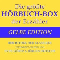 Die größte Hörbuch-Box der Erzähler: Gelbe Edition (MP3-Download) - Hoffmann, E.T.A.