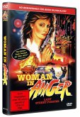 Woman In Anger-Lady Street Fighter