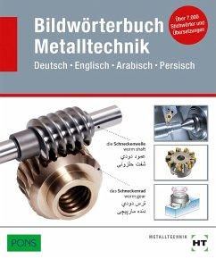 eBook inside: Buch und eBook Bildwörterbuch Metalltechnik