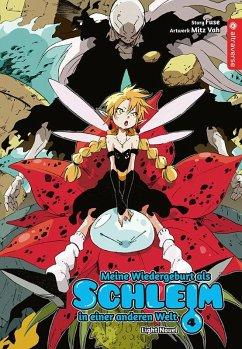 Meine Wiedergeburt als Schleim in einer anderen Welt Light Novel 04 - Fuse; Vah, Mitz