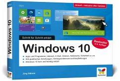 Windows 10. Schritt für Schritt erklärt - Hähnle, Jörg