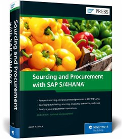 Sourcing and Procurement with SAP S/4HANA - Ashlock, Justin