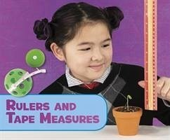Rulers and Tape Measures - Amstutz, Lisa J.