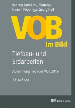 VOB im Bild - Tiefbau- und Erdarbeiten - E-Book (PDF) (eBook, PDF) - Holl, Georg; Poppinga, Hinrich