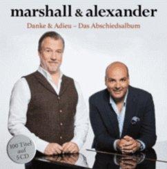 Danke & Adieu (Das Große Abschiedsalbum) - Marshall & Alexander