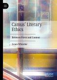 Camus' Literary Ethics (eBook, PDF)