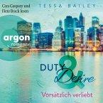 Vorsätzlich verliebt - Duty & Desire, Band 1 (Ungekürzte Lesung) (MP3-Download)