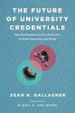 The Future of University Credentials (eBook, ePUB)